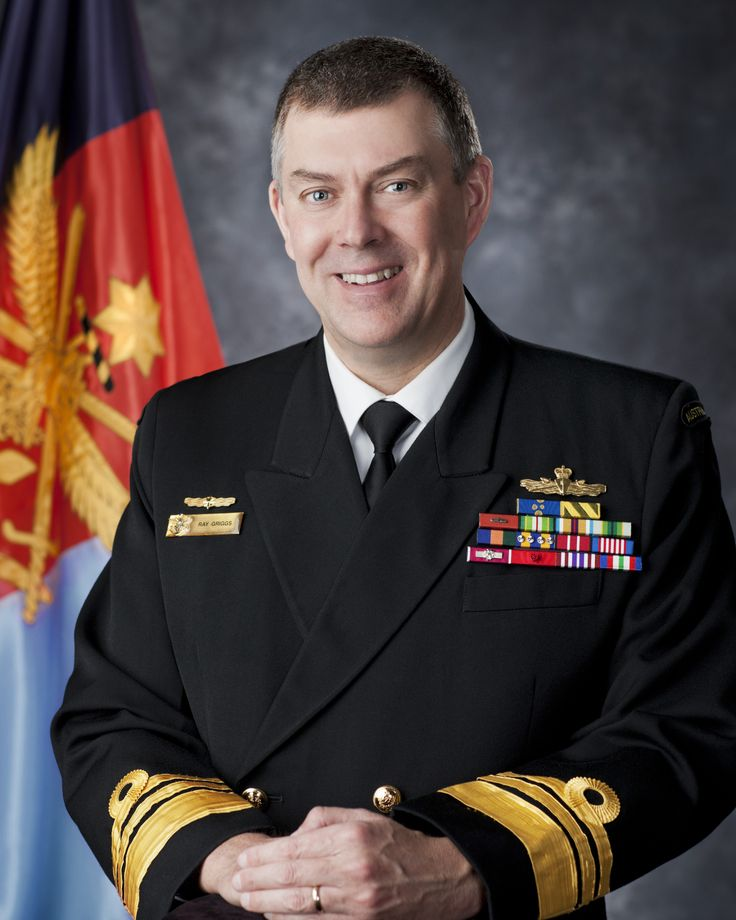 Vice Admiral Ray Griggs, AO, CSC, RAN. - Ocsober Ambassador and Vice Chief of the Defence Force and Senior Officer in the Royal Australian Navy... Why is it important to have willpower? Willpower is important in so many ways, it helps with your discipline and to maintain focus in difficult circumstances. It doesn't matter what you do in life, without willpower, you simply won't achieve your goals.