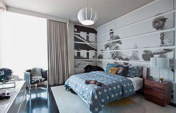 teenageboys bedroom ideas | Exciting Teenage Boys Bedrooms Design Ideas Fancy Teenage Boy Bedroom ...