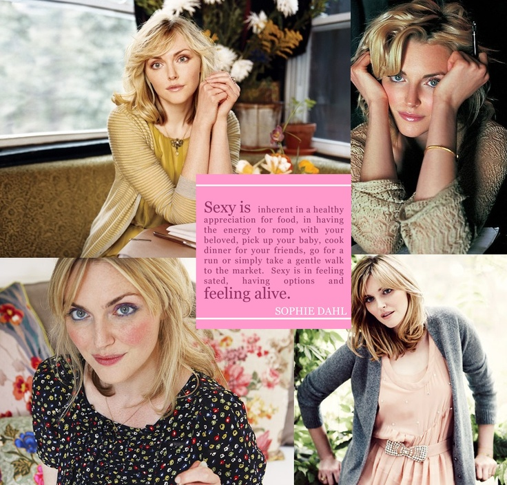 Sophie Dahl Quote #cooking