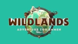 WILDLANDS Adventure Zoo Emmen - YouTube