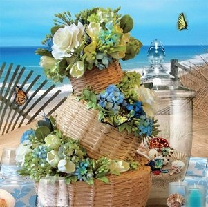 Basket Cake - Sylvia Weinstock