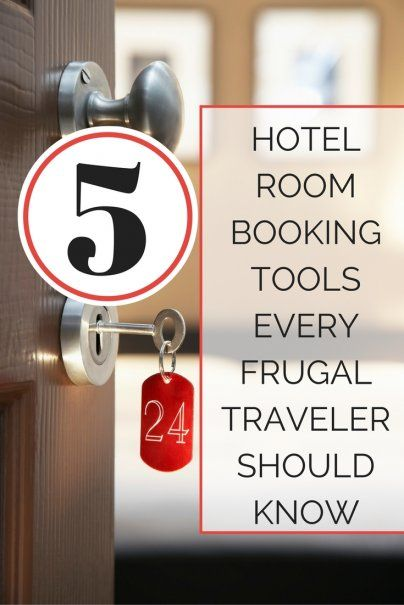 5 Hotel Room Booking Tools Every Frugal Traveler Should Know | Top Travel Tips | Best Budget Travel Tips | How To Save Money On Travel | How To Save Money On Hotel Bookings
