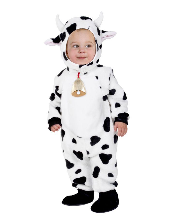 baby cow baby costume - Halloween Costume Cow