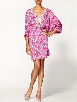 Lilly Pulitzer Wilda Beaded Tunic Dress | Piperlime