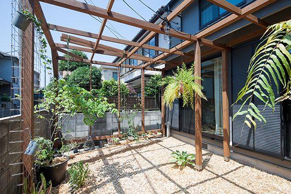 HOWS練馬石神井台の家 #renovation #リノベーション #house #interior #インテリア #住まい #暮らし #style  #DIY #home #green #garden