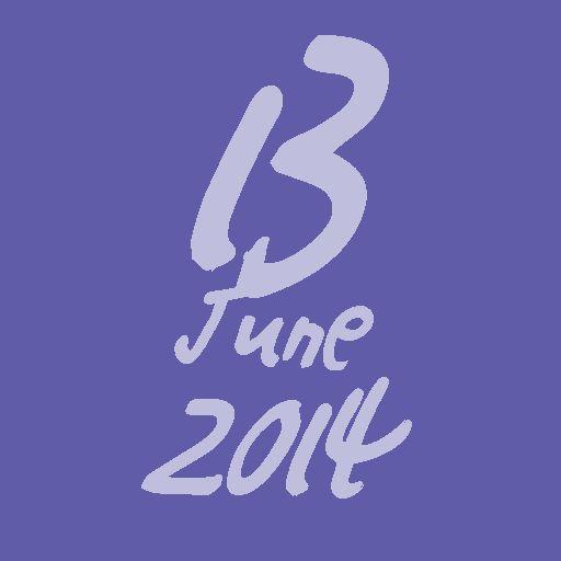 30L Saturday 2014-06-13