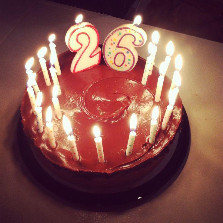 26th Birthday Cake Images Happy Birthday Cake Images