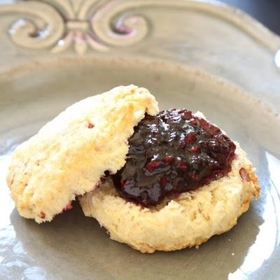 Blackberry, blueberry, port wine jam | rita-recipes | Pinterest