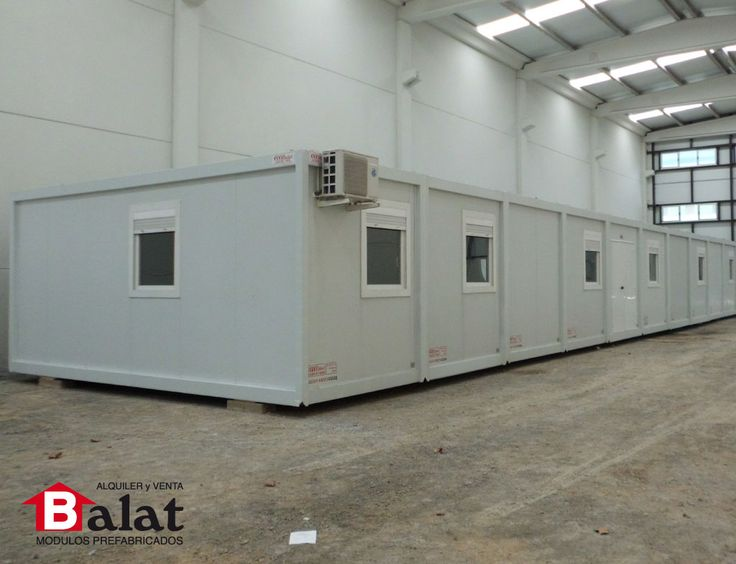 Oficinas modulares para enagas caseta prefabricada m dulos for Construccion de oficinas modulares