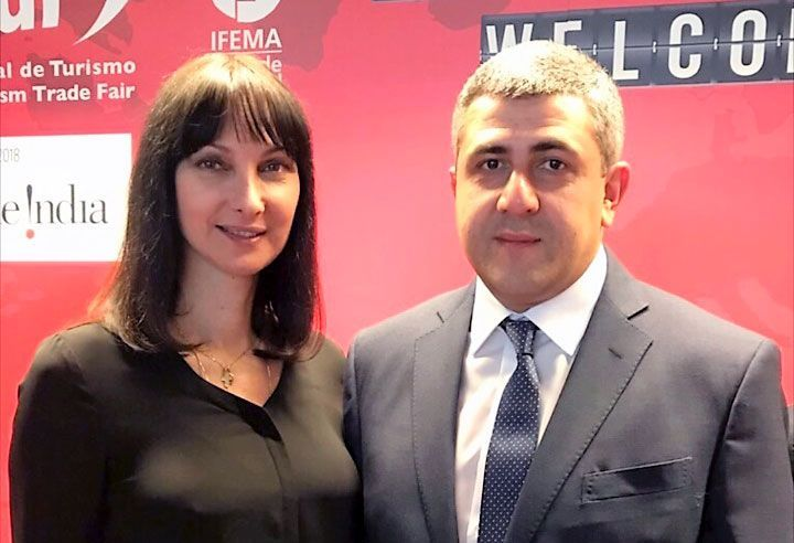Greece, UNWTO Strengthen Ties at FITUR 2018