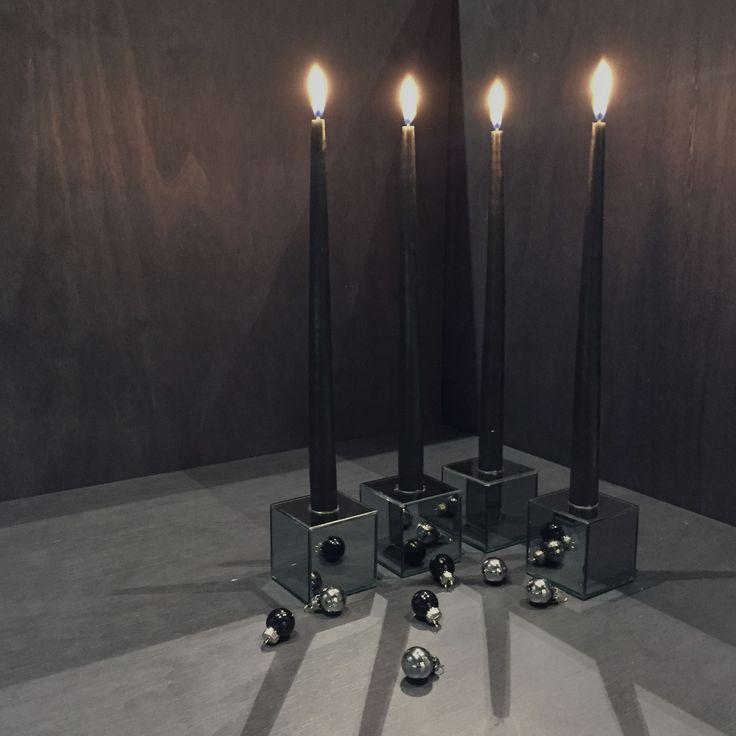 AYTM Speculum mirror candleholders