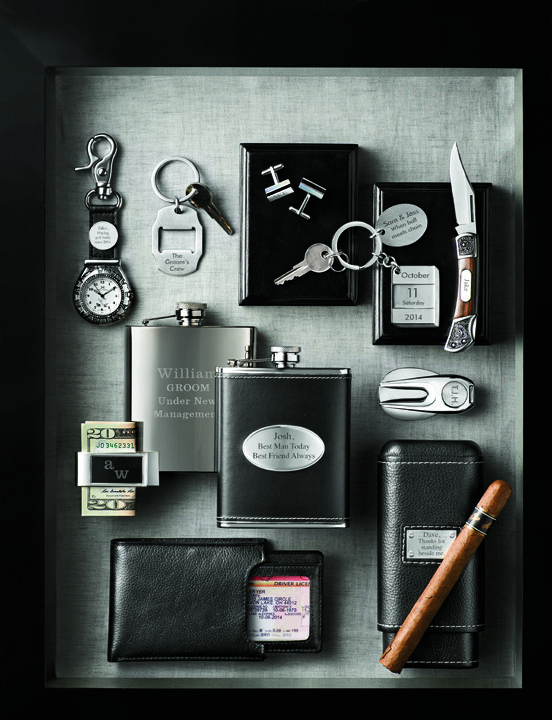 Groomsmen Gifts by Things Remembered