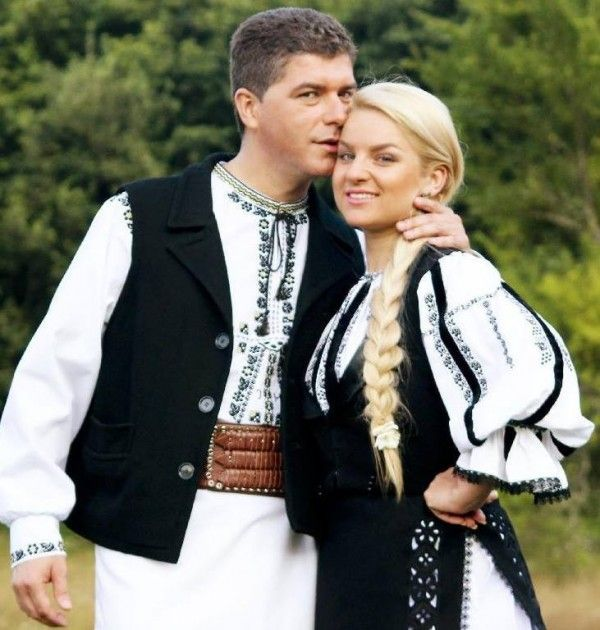 Țărani - Romanian traditional dresss