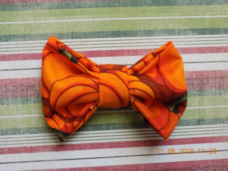 Dog Bow Tie//Thanksgiving Dog Bow Tie//Thanksgiving Bows for Dogs//Christmas Bow Tie for Dogs//Bows for Dogs//Over the Collar by PrettyPuppiesbyJ on Etsy