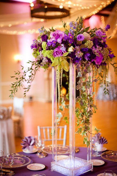 arreglo-floral-con-flores-moradas