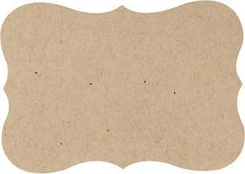 Paper Bag Bracket Cards