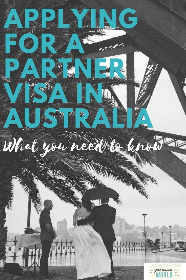 invitation letter for australibusiness visa%0A Applying For An Australian Partner Visa