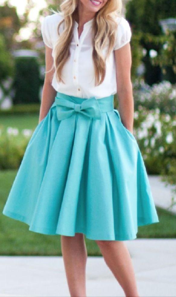 Spring fashion...cute