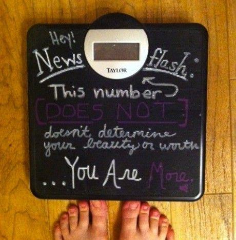 Lose the Scale