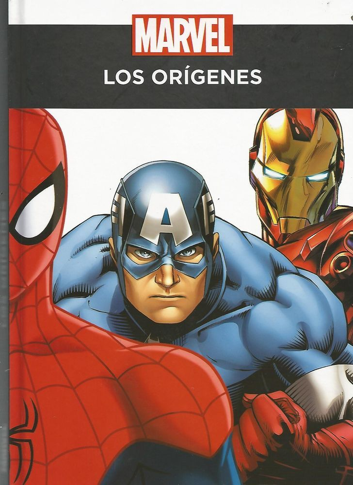 Marvel. Los Orígenes. Recopilatorio De Cuentos (Marvel. Superhéroes)