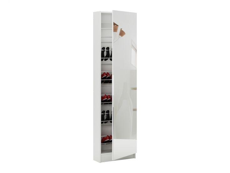 ZAPATERO Skoskåp Vit i gruppen Inomhus / Förvaring / Hallmöbler hos Furniturebox (100-56-72511)