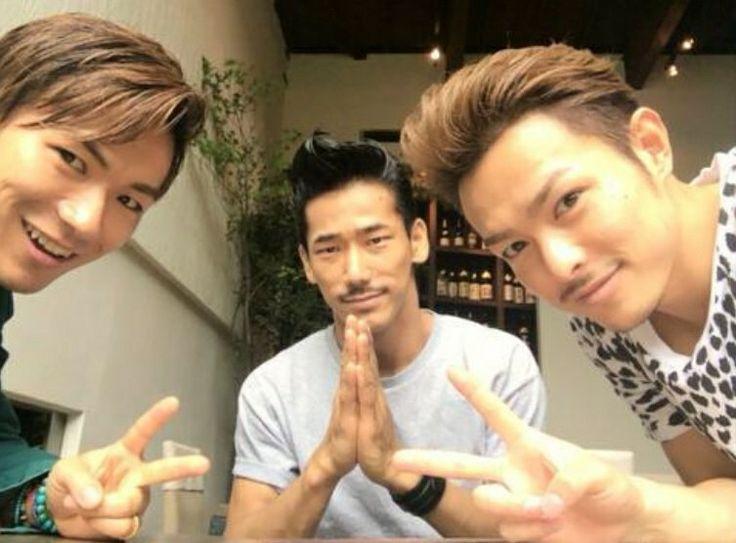 Imaichi Ryuji & Naoto & Naoki