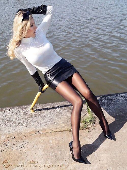 Thelongleggedstyleblogger: Just The Skirt