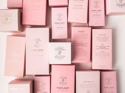 Branding + Box Design for a Bay Area Skin Care line