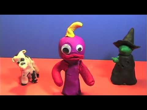 Video - How to make stop motion animation using toys, clay or household items.