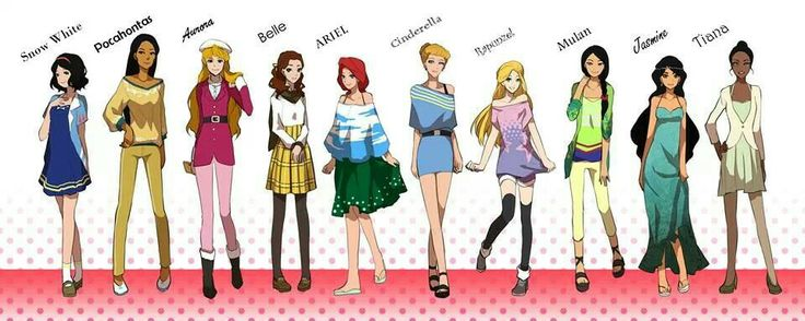 Disney Princesses | cool stuff | Pinterest | Disney ...