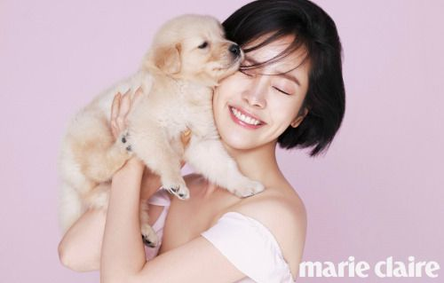 Han Ji Min - Marie Claire Magazine January Issue '16