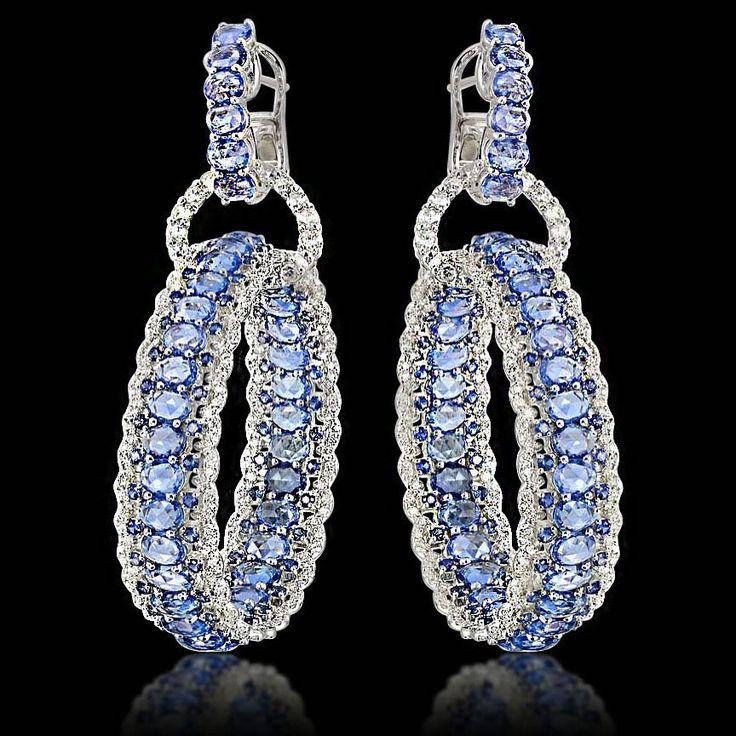 Get ready with statement earrings by Etho #statementearrings