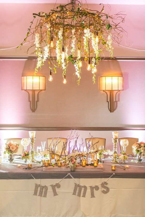 Shabby Chic Modern Wedding - Bella Paris Designs