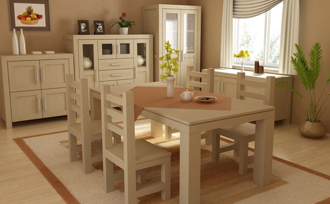 Kolekcja Rodan - meble brzozowe. Producent Made of Wood Group.