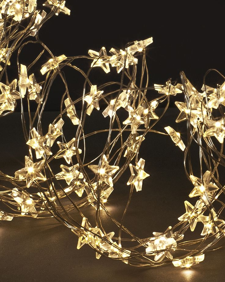Christmas String Lights Stars : Best 25+ Star string lights ideas only on Pinterest Star lights, Hanging origami and Christmas ...