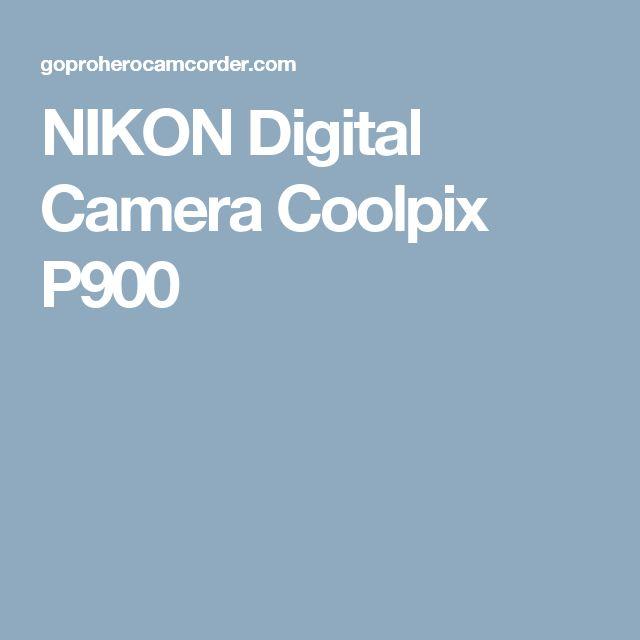 NIKON Digital Camera Coolpix P900