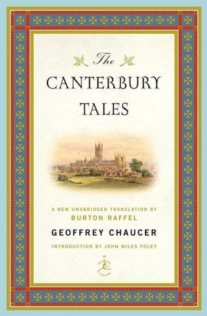 essay on canterbury tales