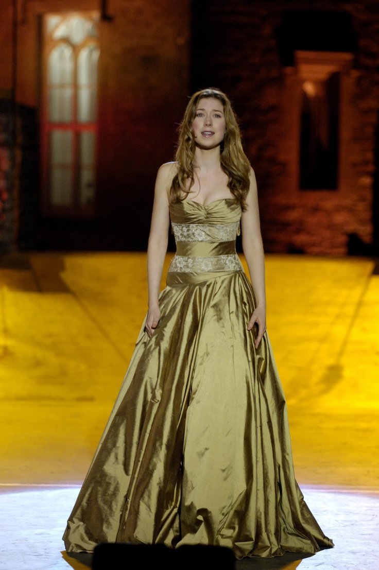 Celtic Woman - Hayley Westenra. More Celtic Women at http://sexy-calendars.net/celtic-woman.htm