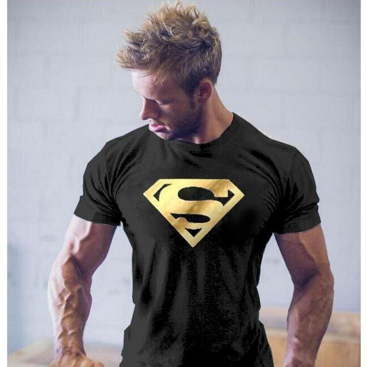 Fashion Men Superman T-Shirts 3D Printed Shirt Slim Fit Summer Cotton Short Sleeve Bodybuilding Male Golden Fitness Streetwear - http://fashionfromchina.net/?product=fashion-men-superman-t-shirts-3d-printed-shirt-slim-fit-summer-cotton-short-sleeve-bodybuilding-male-golden-fitness-streetwear
