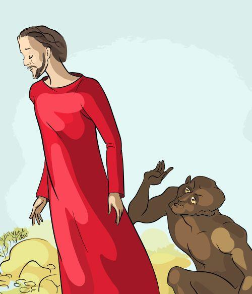 Lección 5: Satanás Tienta a Jesús
