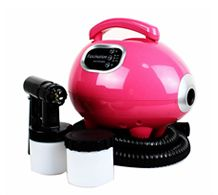 Adorable Spray Tanning Machine!!! We supply Professional Spray Tanning Machines. Shimmer Beauty Products.