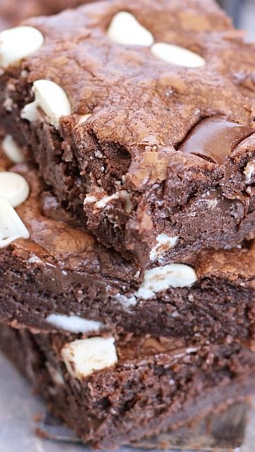 Death by Chocolate Cookie Bars