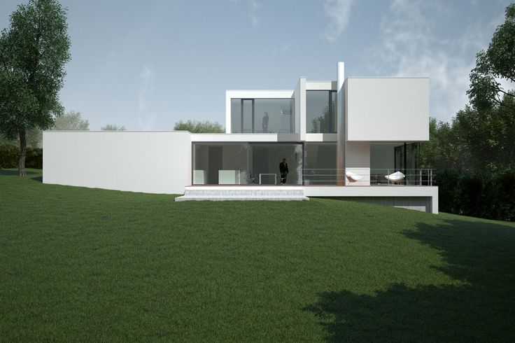 Architectural visualisation for http://www.zamel-krug-architekten.com/