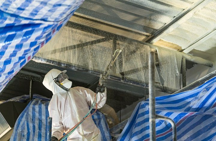Details Of Spray Foam Roof You Ought To Know In 2020 Spray Foam Roofing Foam Roofing Commercial Roofing