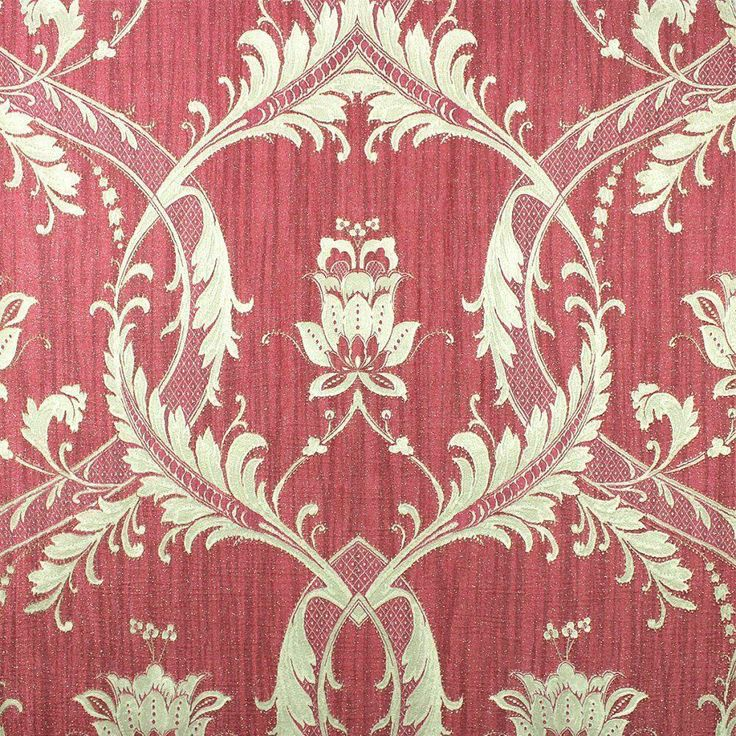MILANO M95564 RED AND GOLD DAMASK WALLPAPER https//www