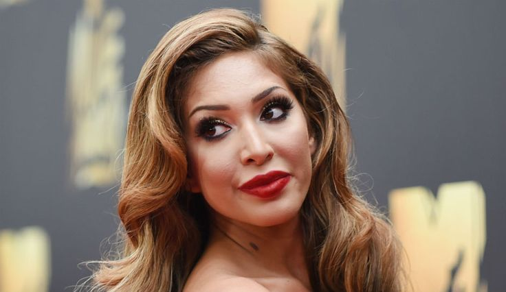 Farrah Abraham Endorses Donald Trump With Crude Slogan, Calls Clinton Family 'Rapists'