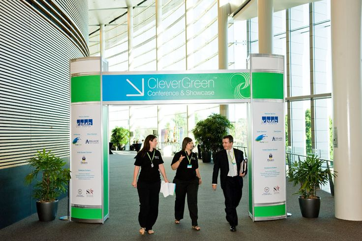 Clevergreen Conference Entry Feature