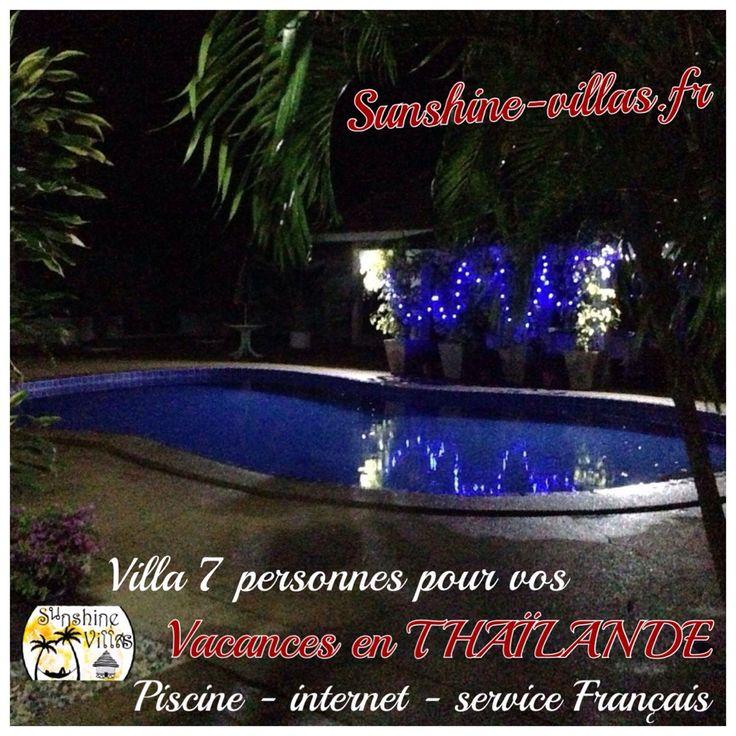 460 best Villas en Thaïlande images on Pinterest Mansions, Villa - maison de vacances a louer avec piscine