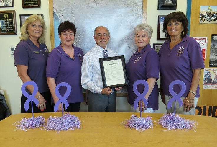 "Mayor Nexsen presented a proclamation in recognition of Cancer Survivors' Day –June 3, 2017. A ""cancer survivor"" is defined as anyone living with a history of cancer – from the moment of diagnosis through the remainder of life, and there are approximately 14.6 million cancer survivors in America."