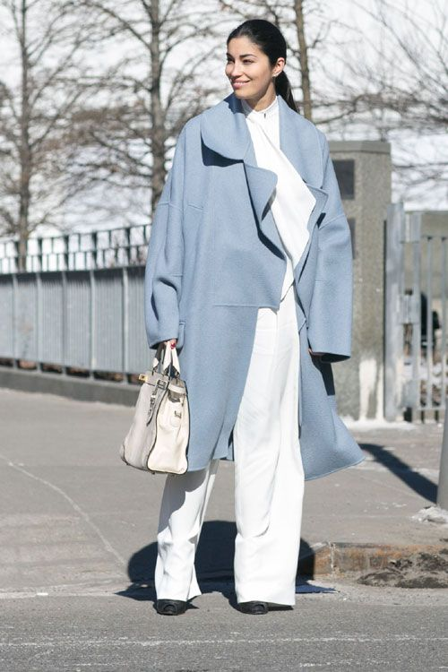 New York Fashion Week - Best streetstyle looks (5) - Elle.ro
